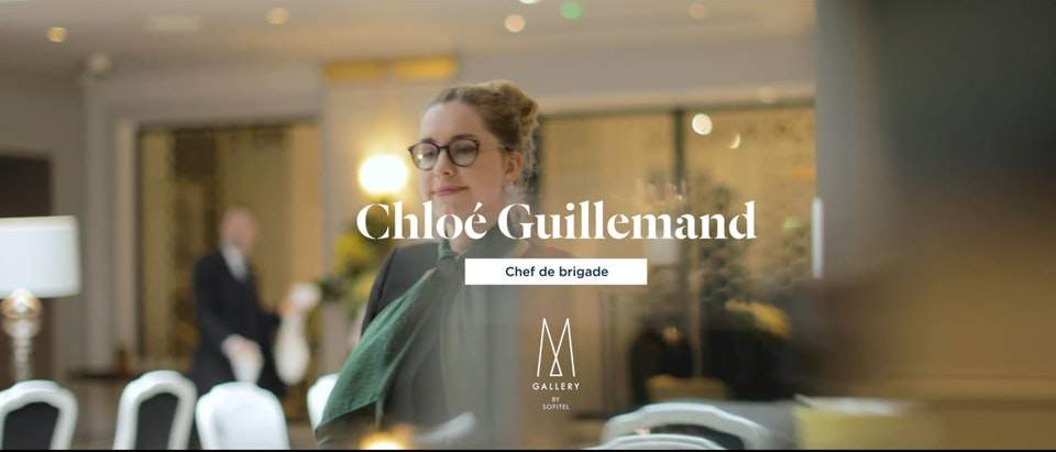 Accor Luxe | Digital Content - ACCOR LUXE CARRIERE - Chloé Guillemand