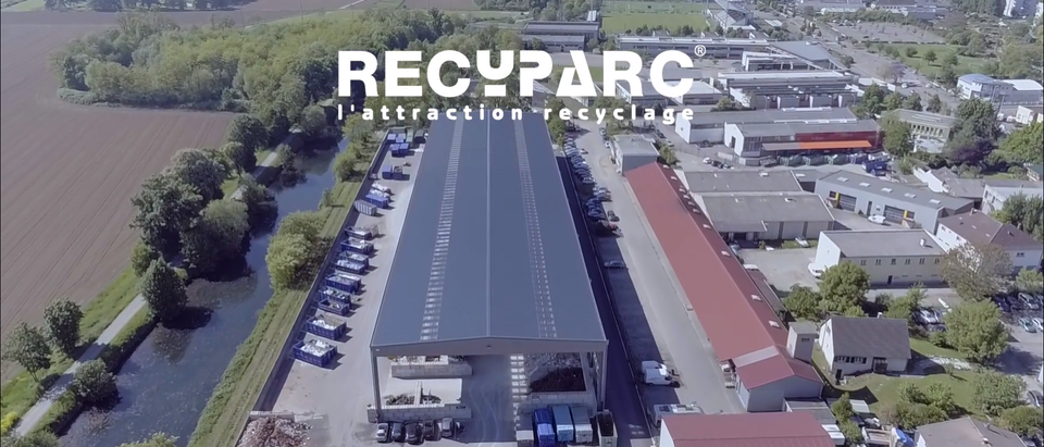 SLEAK - Recypark - L'attraction Recyclage