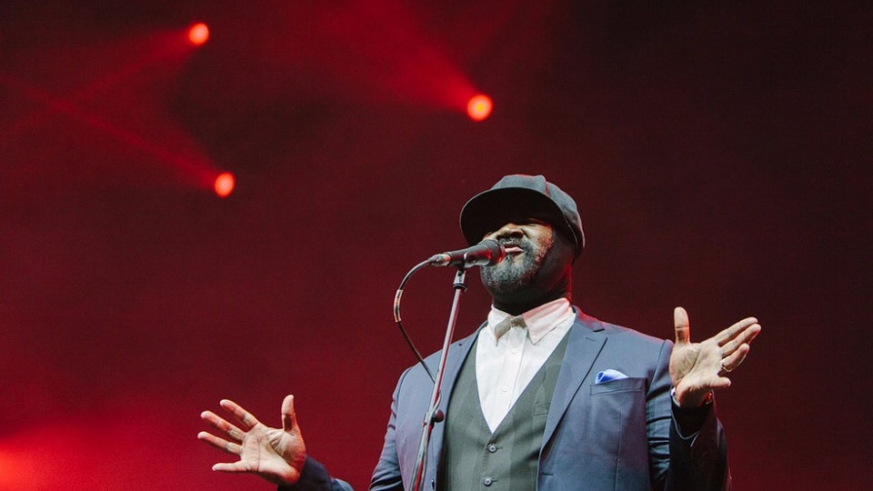 Gregory Porter - Live at the Albert Hall