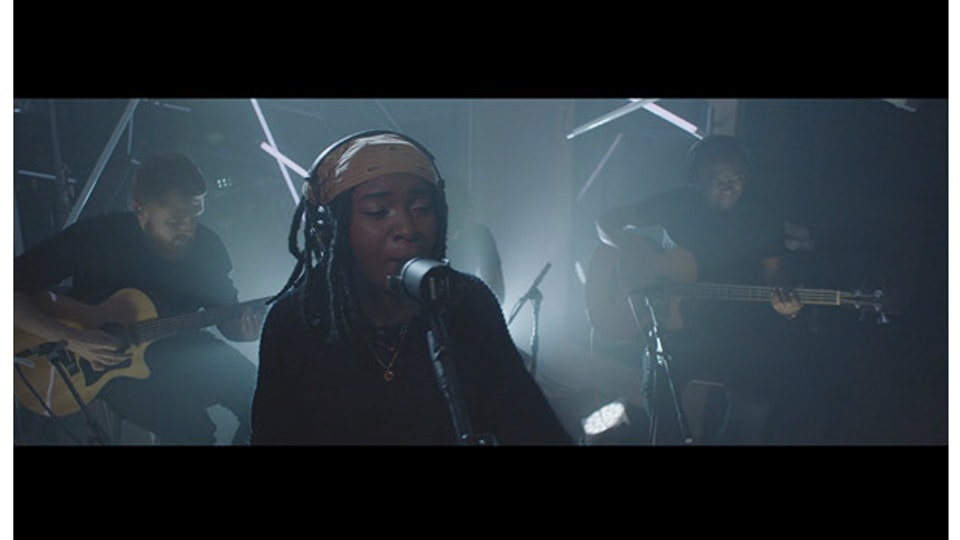 Ray BLK - Studio Session