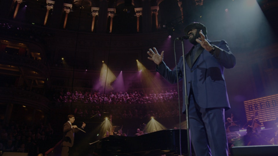 Gregory Porter - Live in Berlin