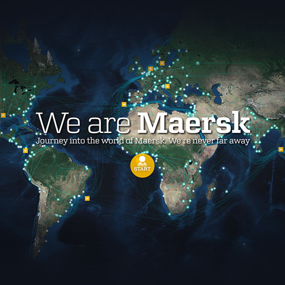 Toke Kristensen - We are Maersk
