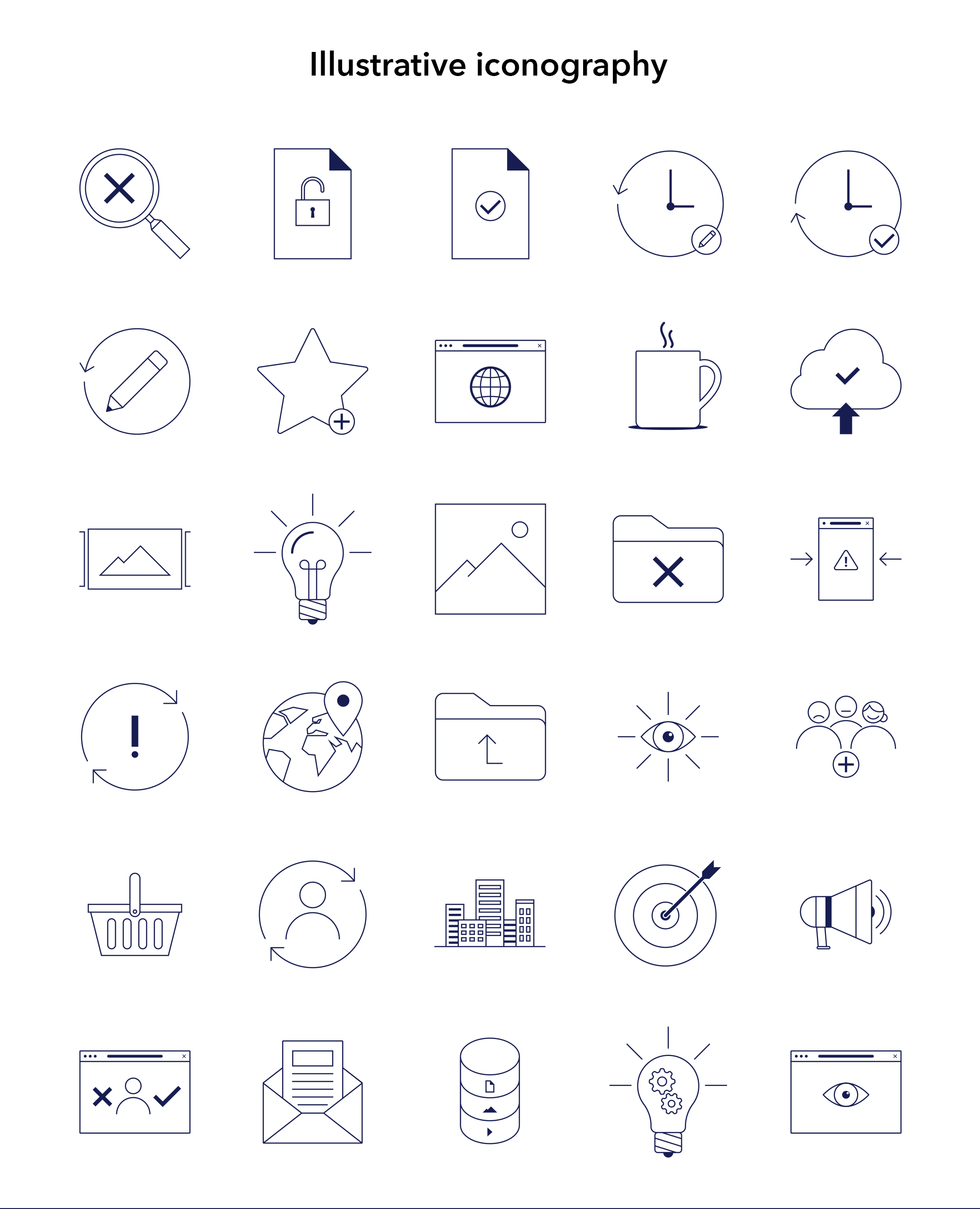Toke Kristensen - big icons