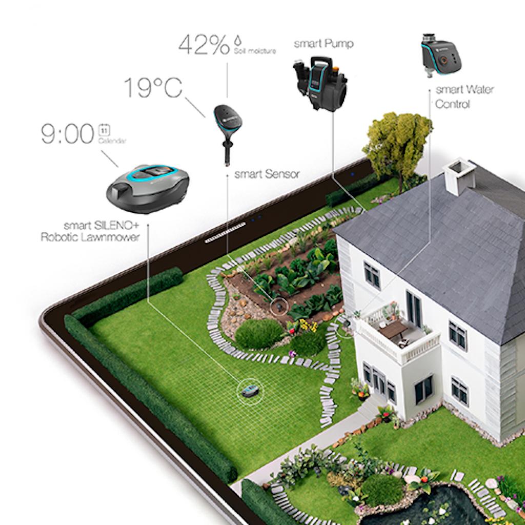 Gardena smartsystem ads