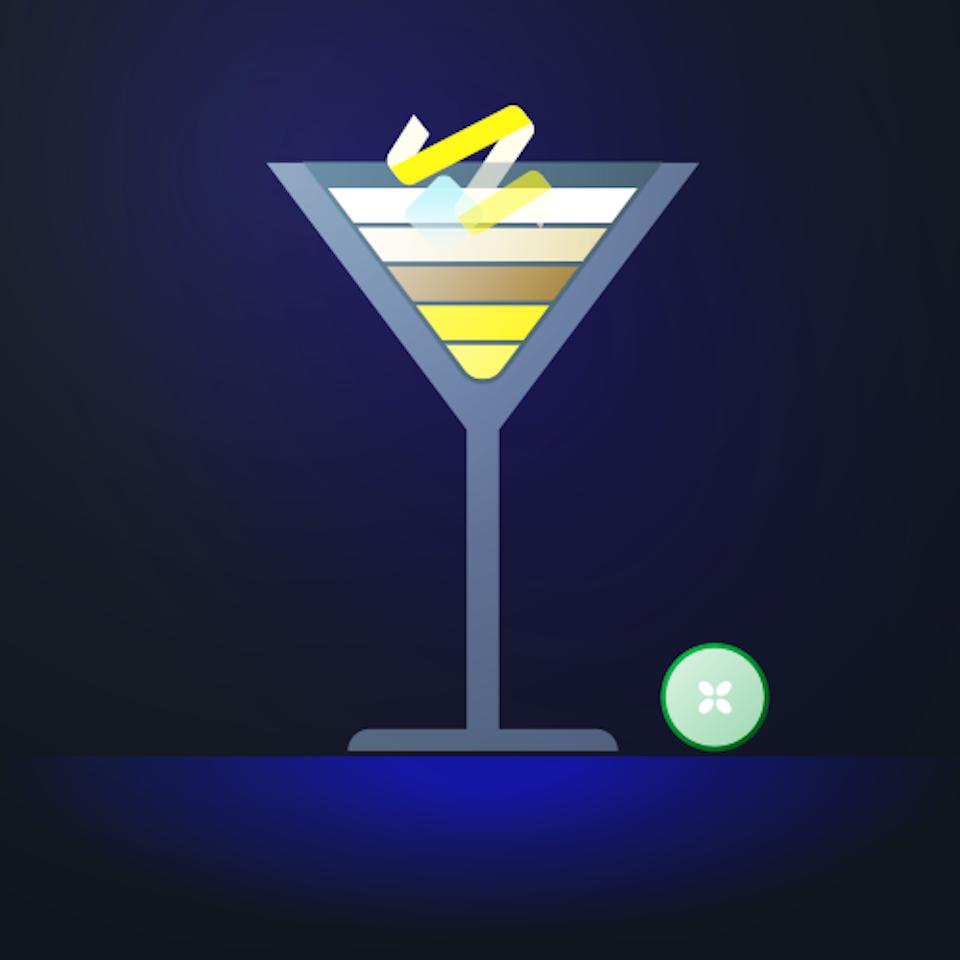 Toke Kristensen - Radisson Blu - Cocktail posters