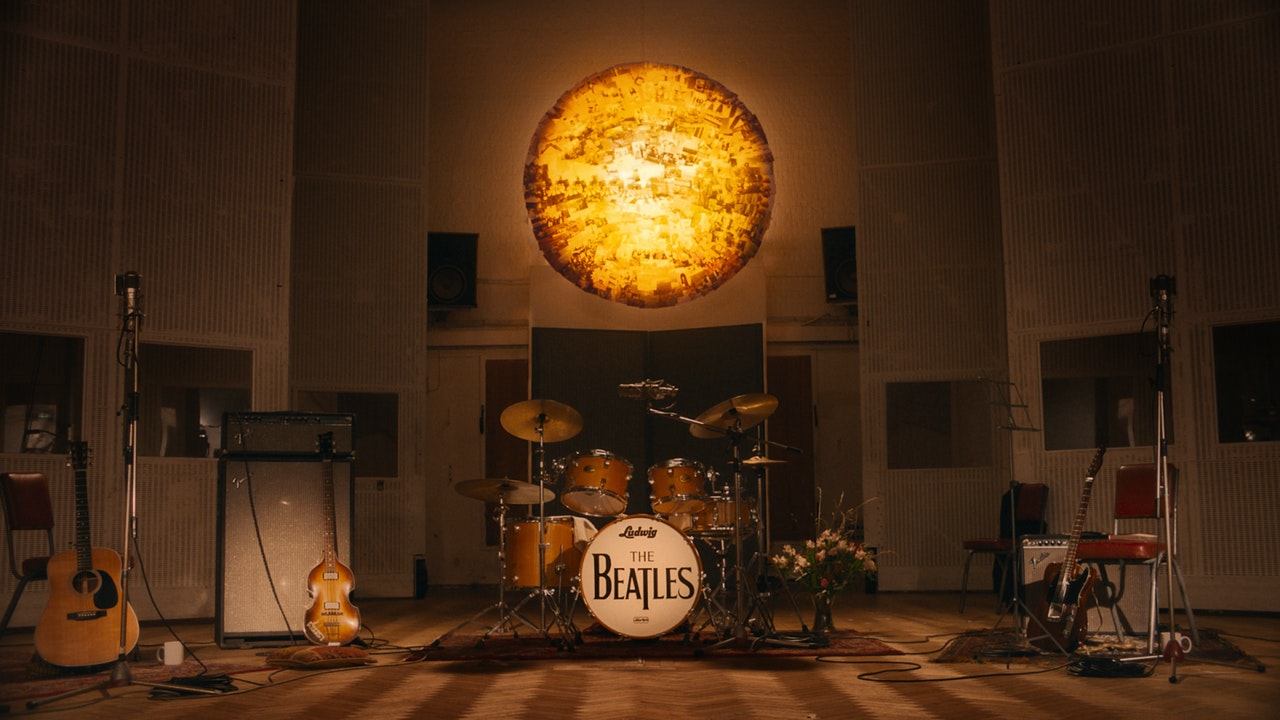 The Beatles                                                                                                                       'Here Comes The Sun'