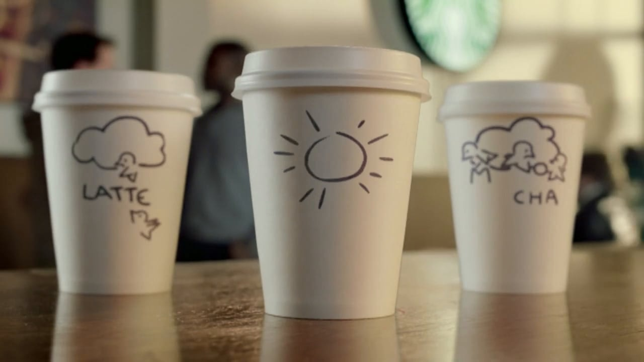 Starbucks 'Name on a Cup'