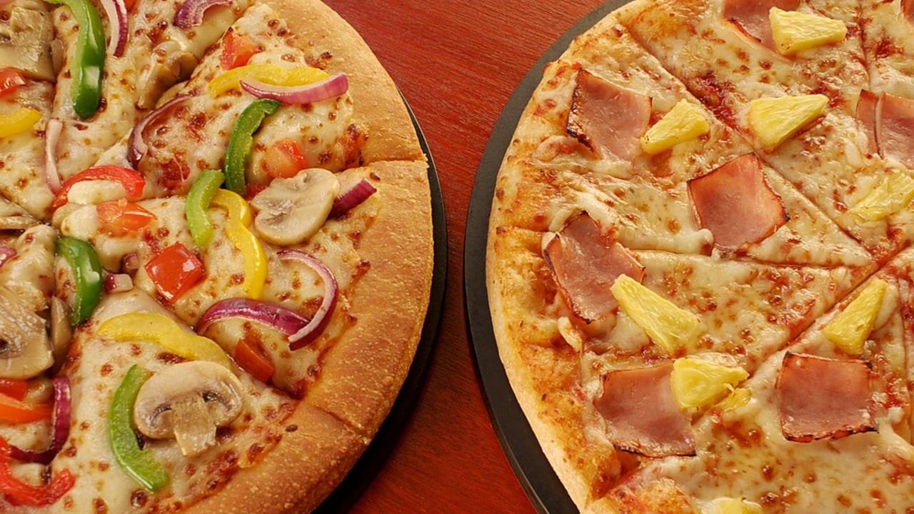 Pizza Hut 'Super 6'
