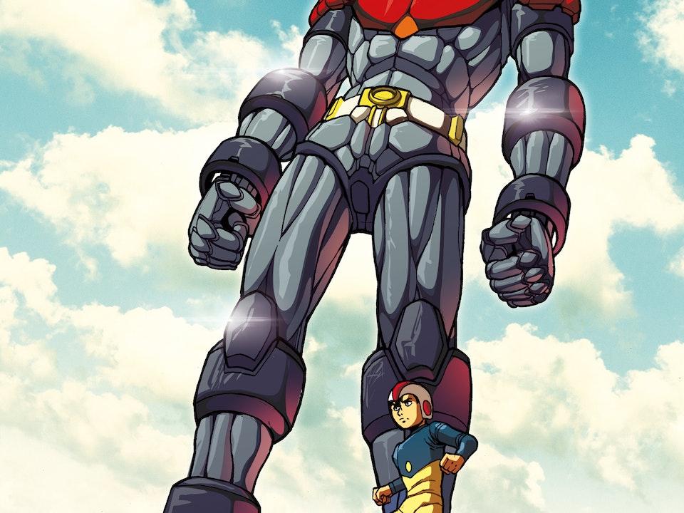 ROBOT MADNESS - ASTROGANGA