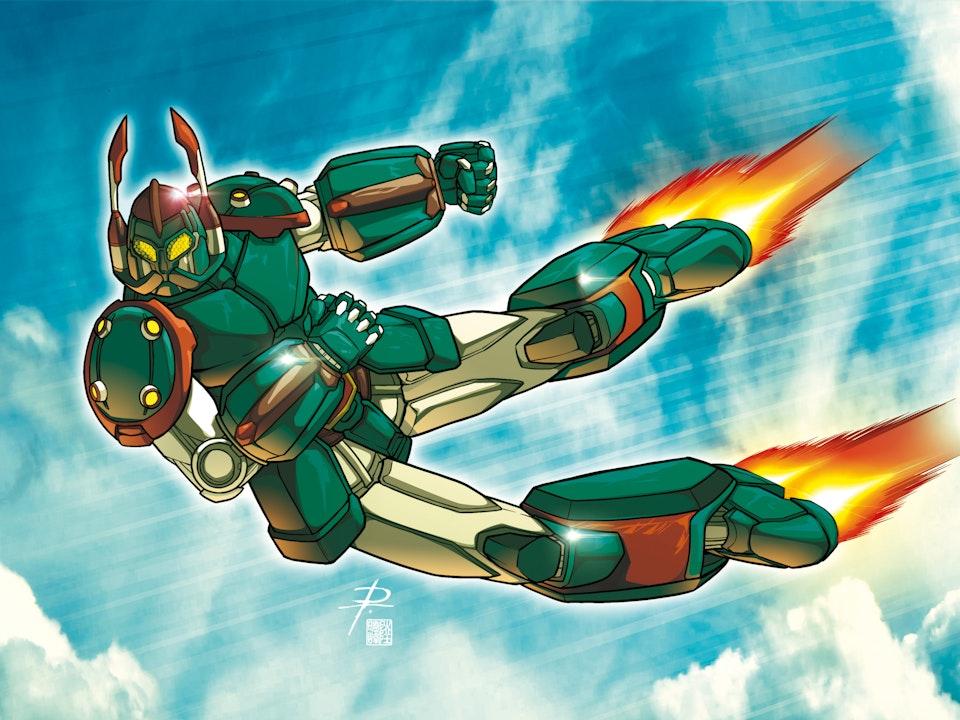 ROBOT MADNESS - ASTROROBOT II