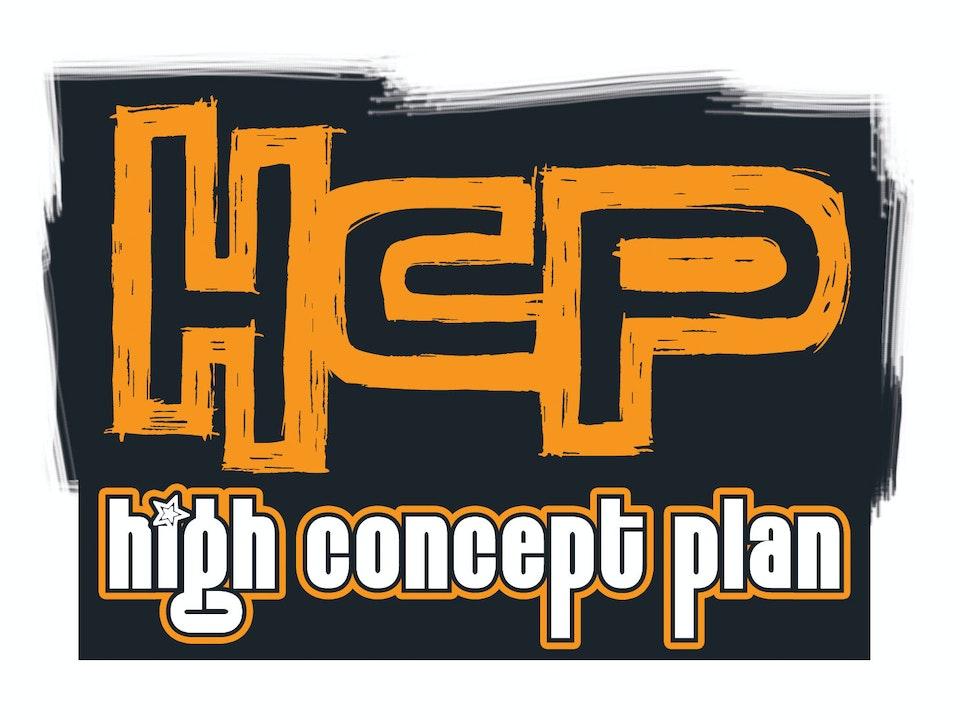 HCP - High Concept Plan