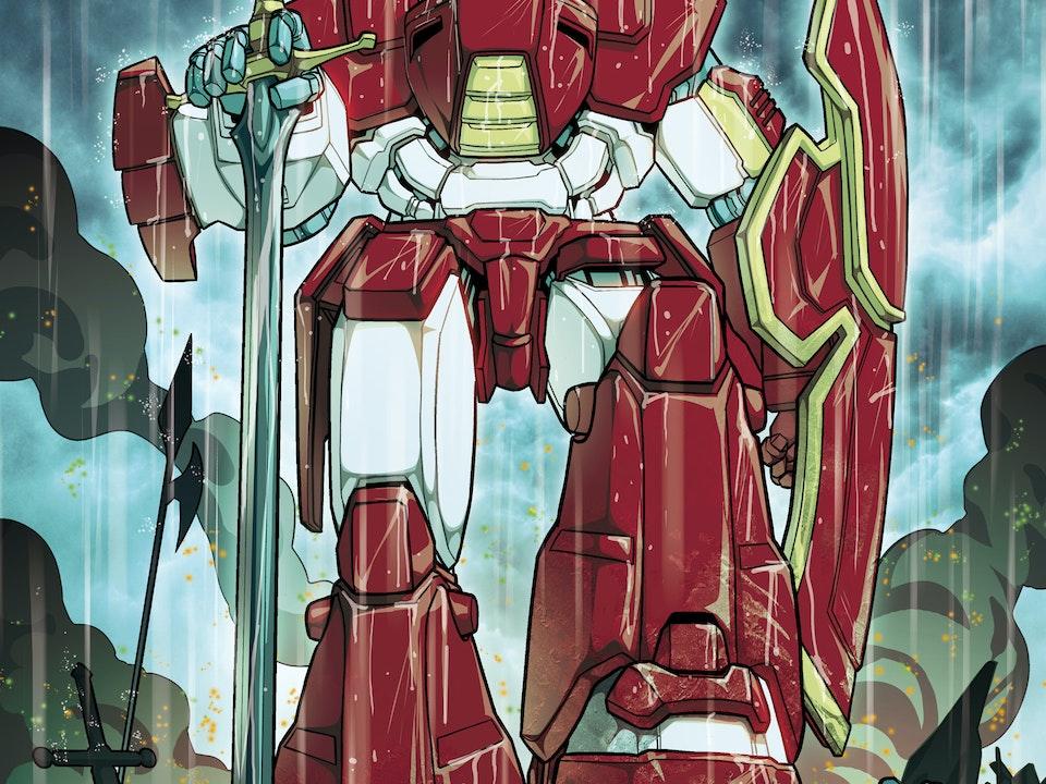 ROBOT MADNESS - GALIENT