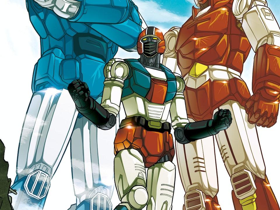ROBOT MADNESS - GORDIAN