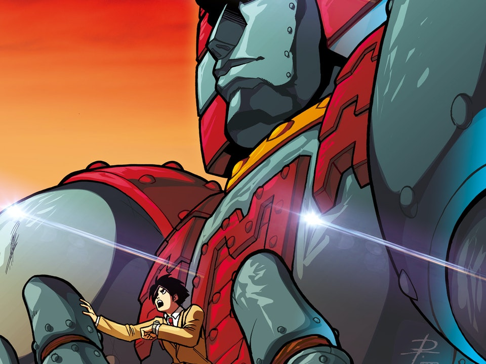 ROBOT MADNESS - GIANT ROBOT