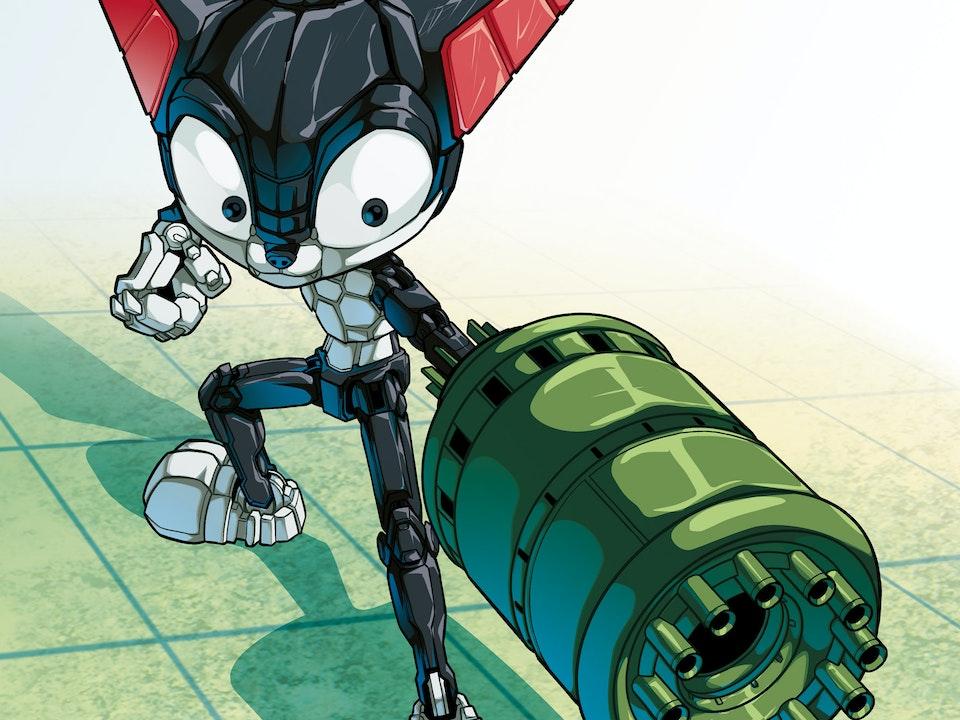 ROBOT MADNESS - KUROCHAN