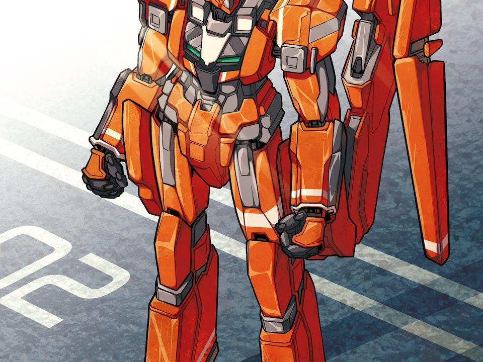 ROBOT MADNESS - SLEIPNIR