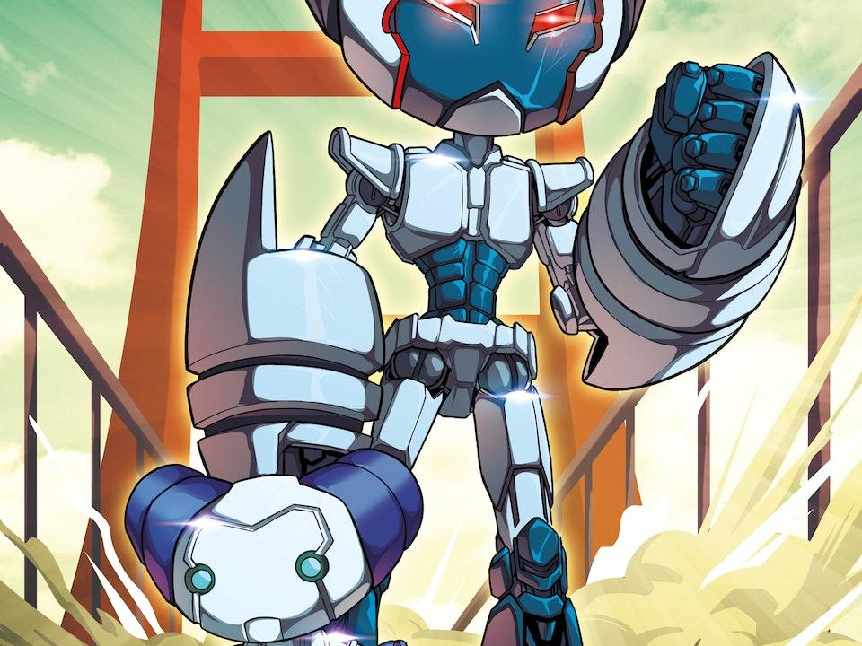 ROBOT MADNESS - ROBOTBOY