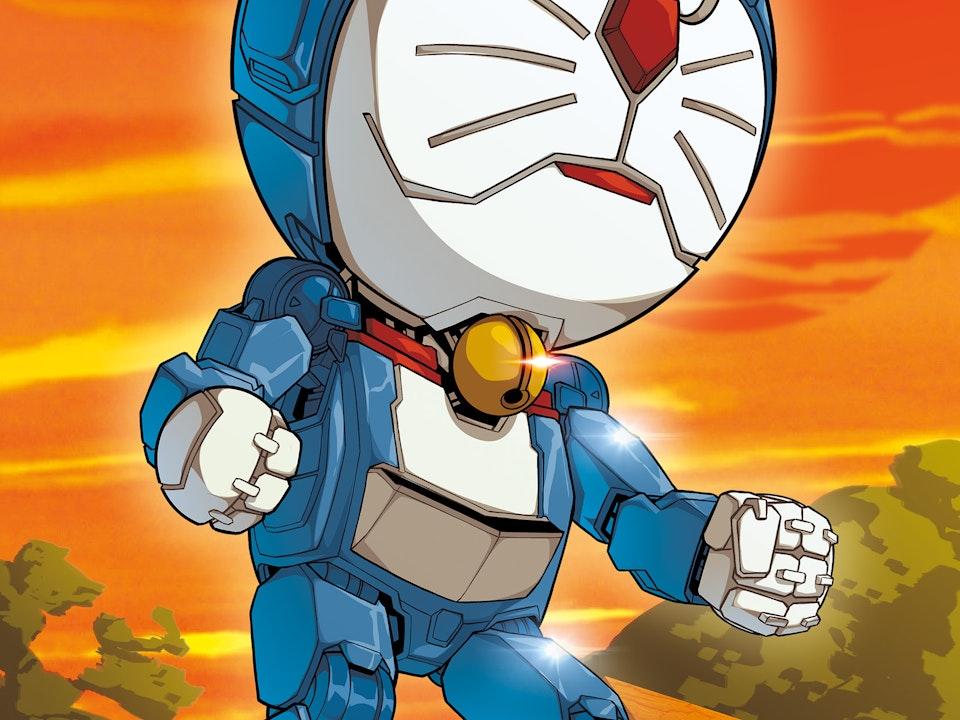 ROBOT MADNESS - DORAEMON