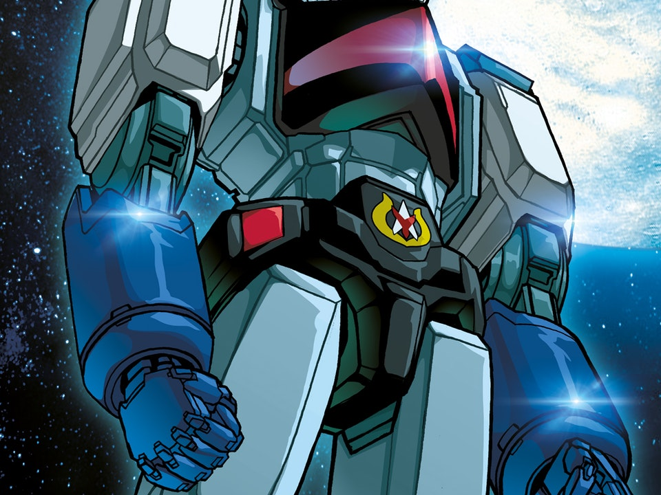 ROBOT MADNESS - DANGUARD