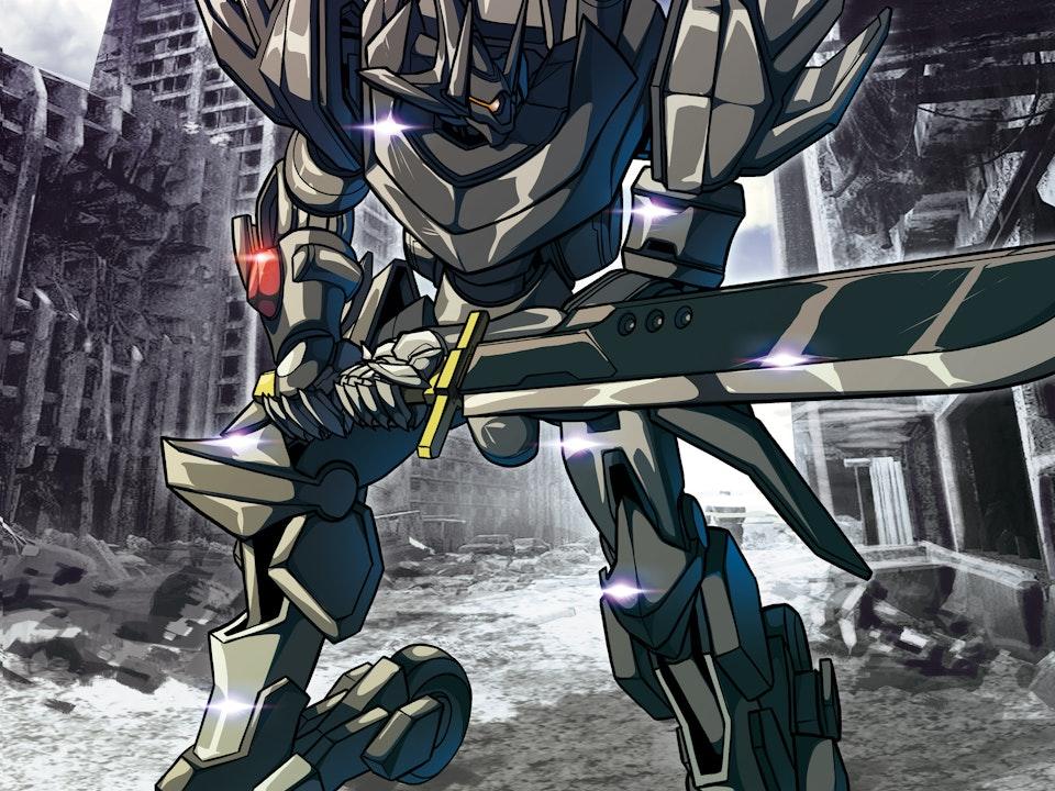 ROBOT MADNESS - ZANGETSU