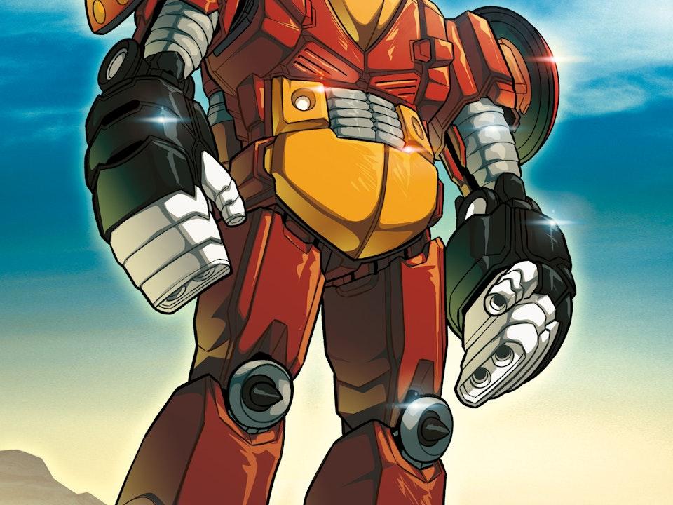 ROBOT MADNESS - GODAM