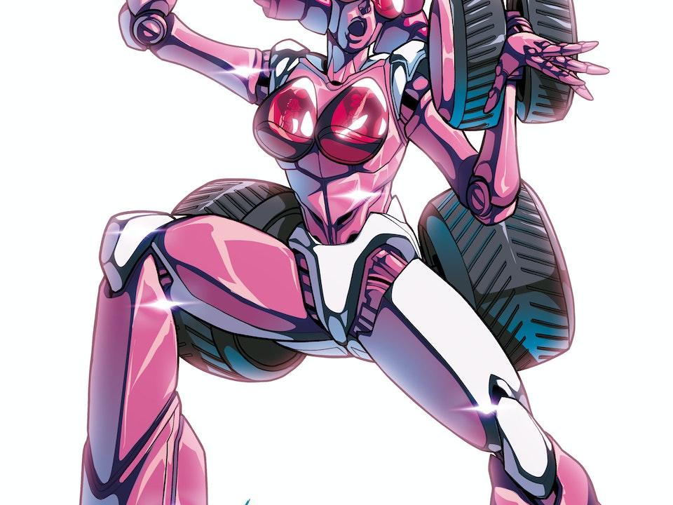 ROBOT MADNESS - SUPERBOINS
