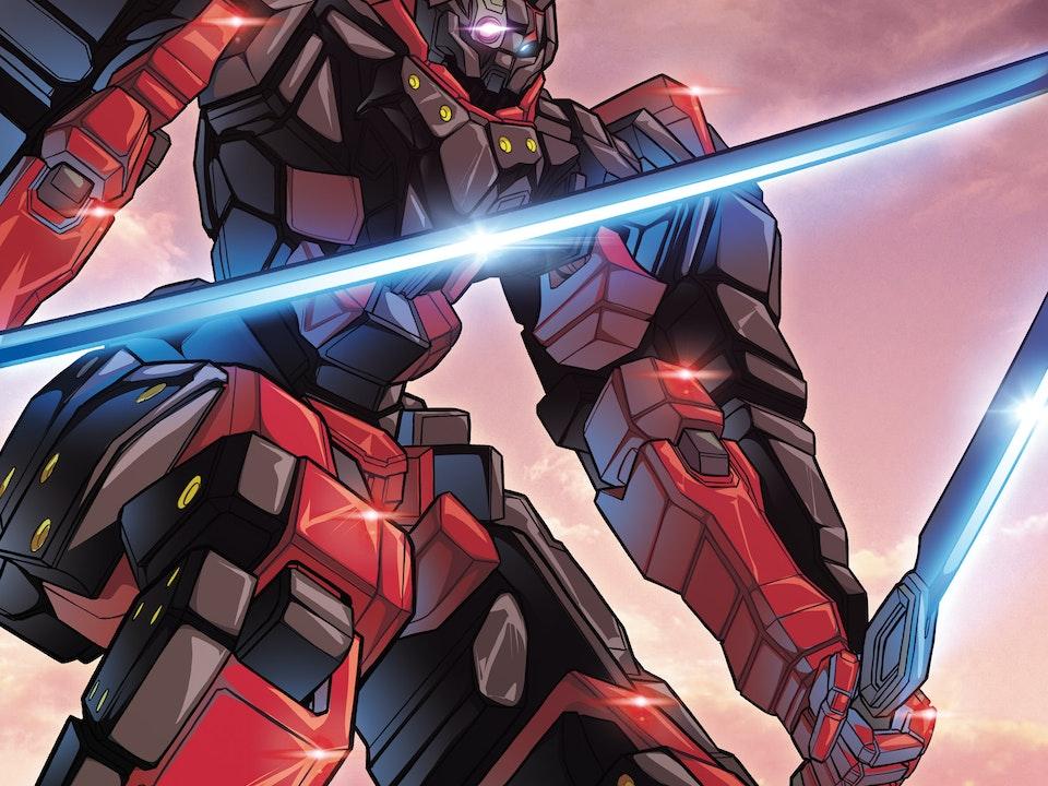 ROBOT MADNESS - KUROMUKURO