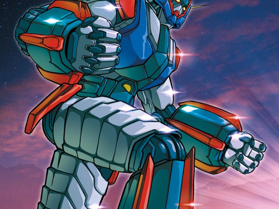 ROBOT MADNESS - GROIZER X