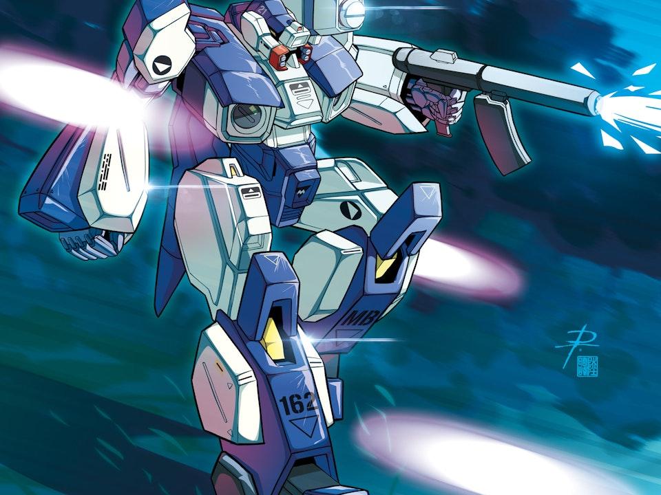 ROBOT MADNESS - LEGIOSS