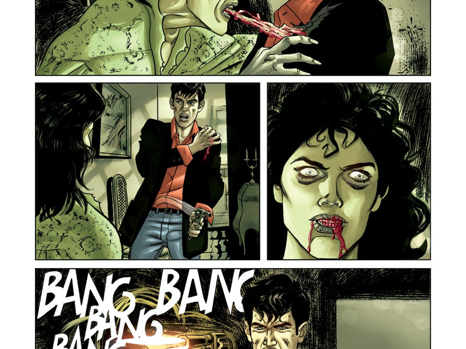DYLAN DOG - ART: Angelo Stano