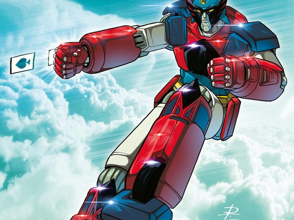 ROBOT MADNESS - GINGUISER