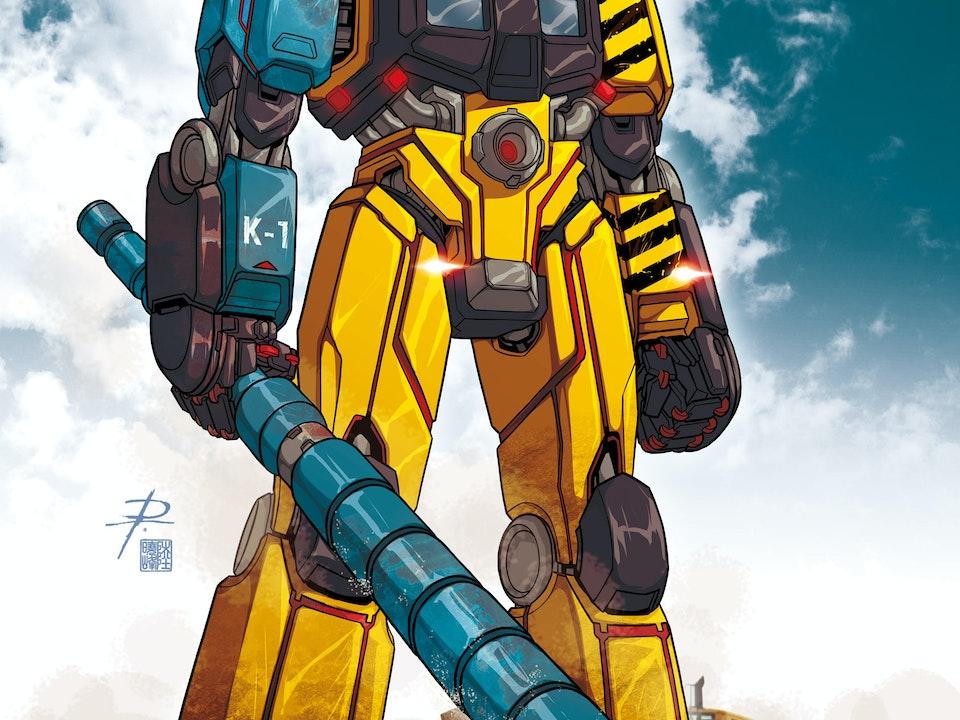 ROBOT MADNESS - DAIKATSU