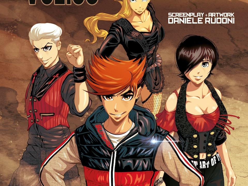 RPR - Cover Vol.3