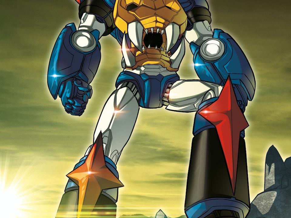 ROBOT MADNESS - GAIKING