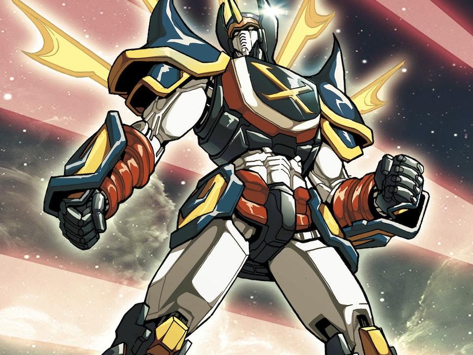 ROBOT MADNESS - GOSHOGUN