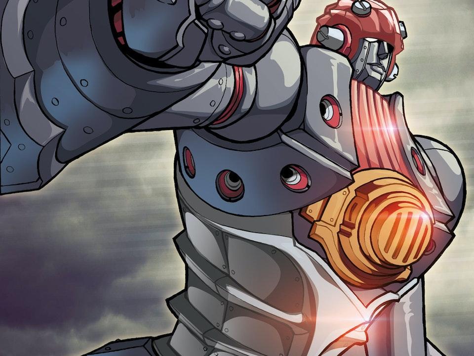 ROBOT MADNESS - THE BIG O