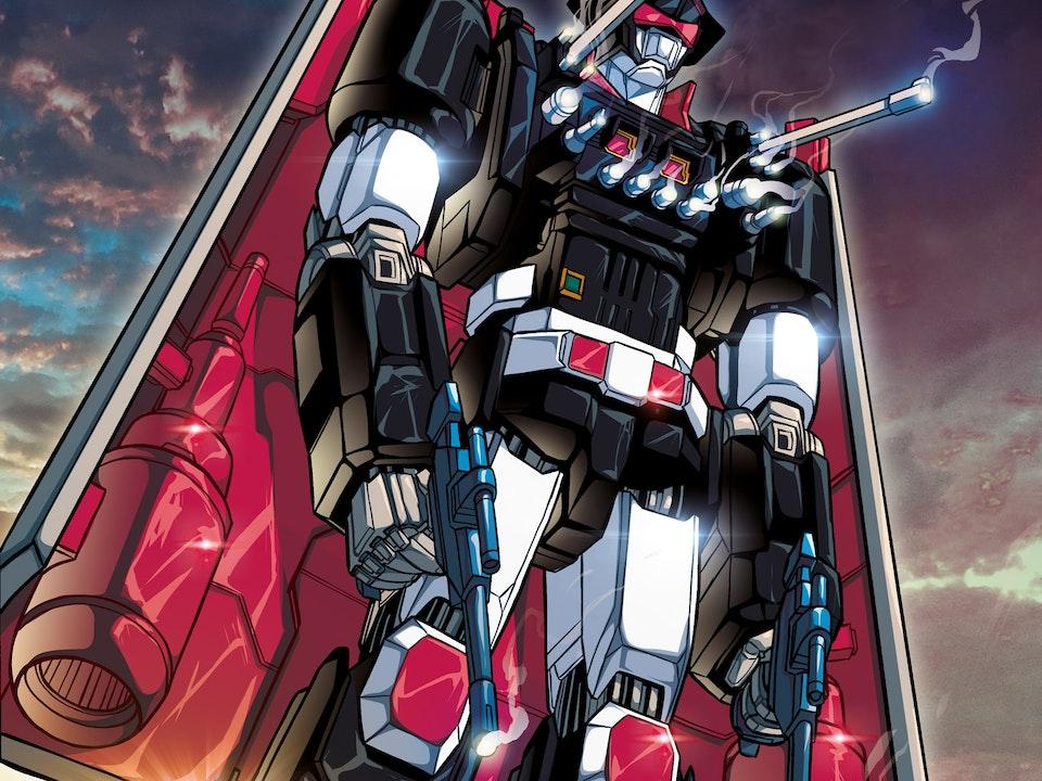 ROBOT MADNESS - RAMROD