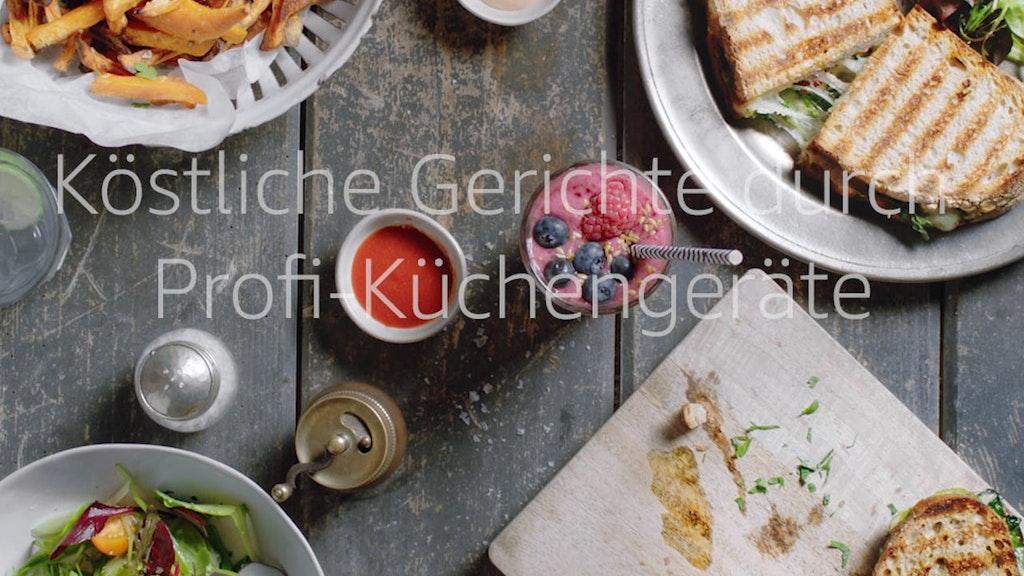 Amazon: Kitchen Social Advert