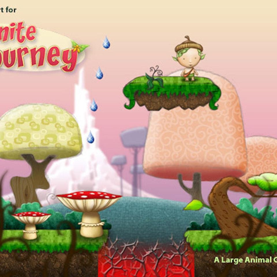 Illustrations - InfiniteJourneySampleScene