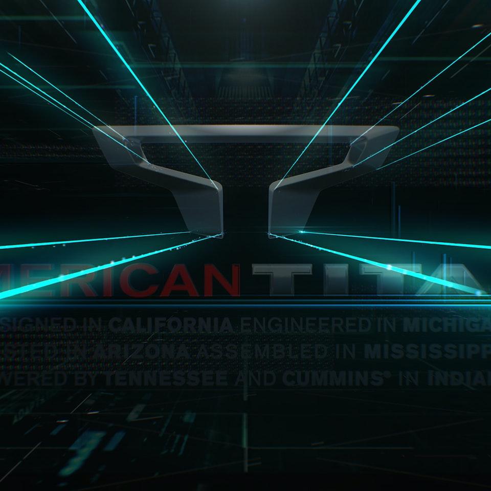 JIRO IETAKA - Nissan Titan XD