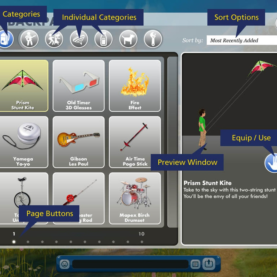 UI and Graphic Design 03_inventory_annotations