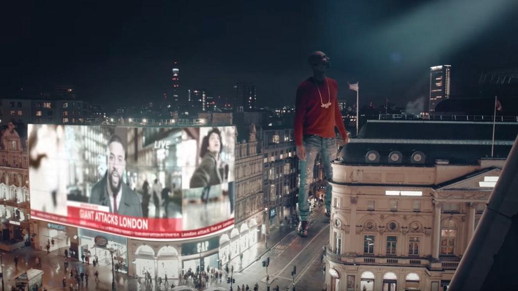 Giggs - 'Big Bad...' Album Trailer