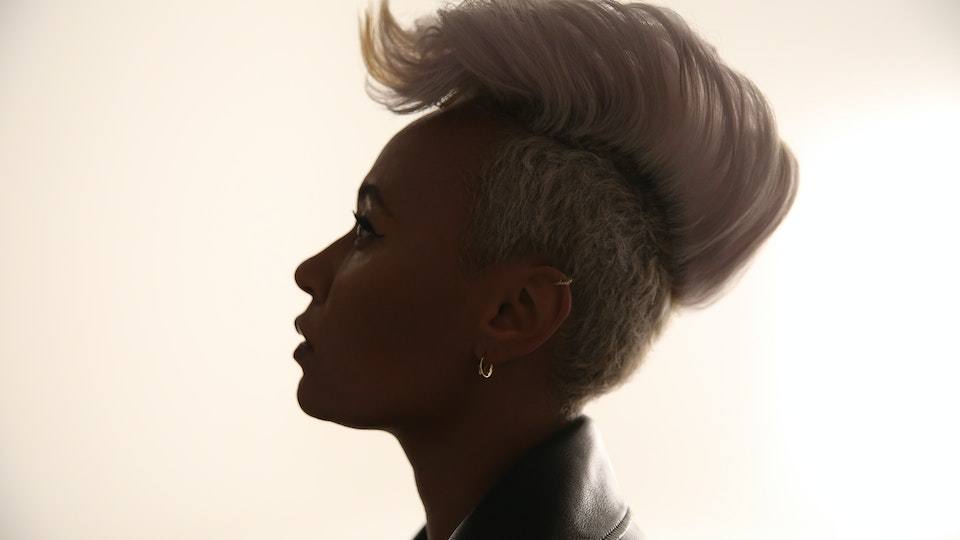 Emeli Sandé - Hall Wrap