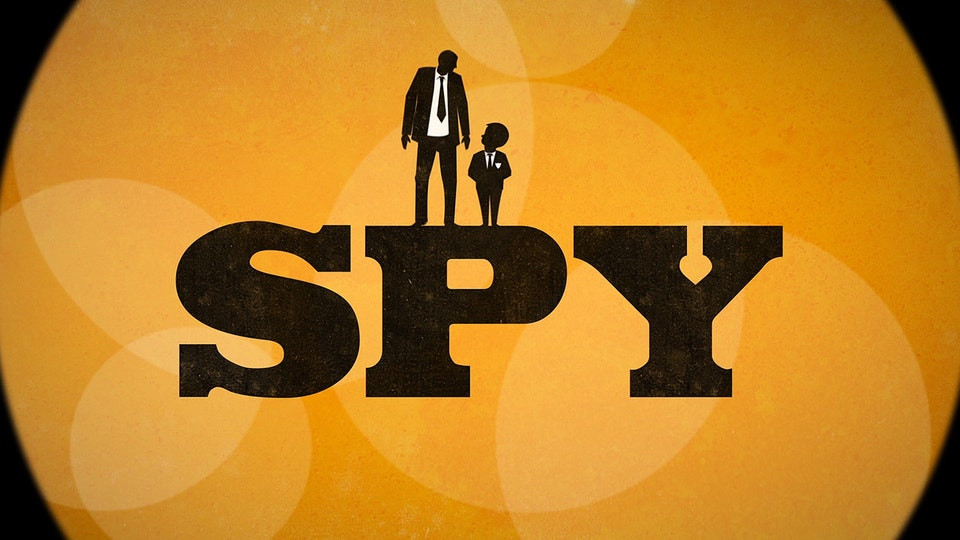 SPY Title Sequence