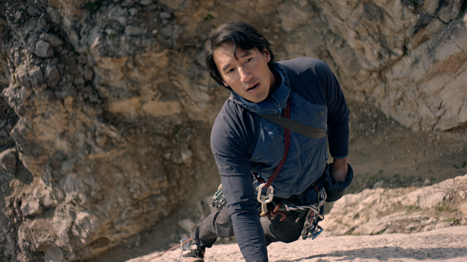 Western Digital 'Jimmy Chin'