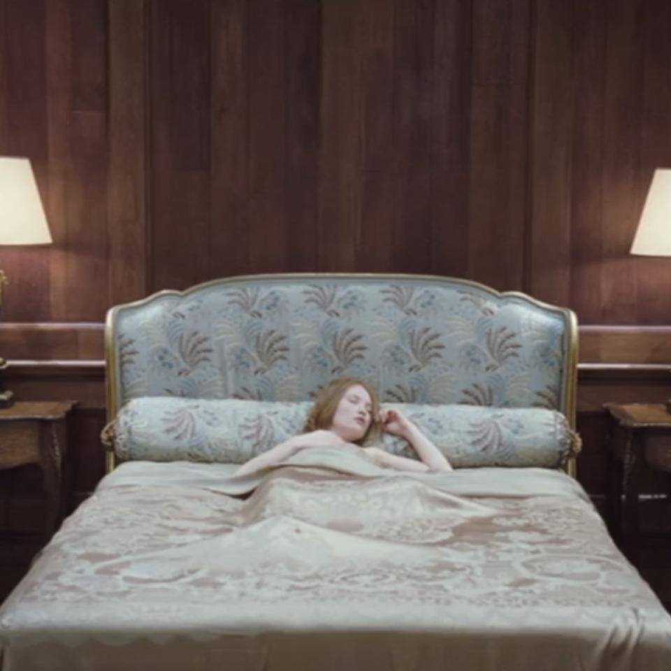Sarah Nichols - sleeping beauty | julia leigh