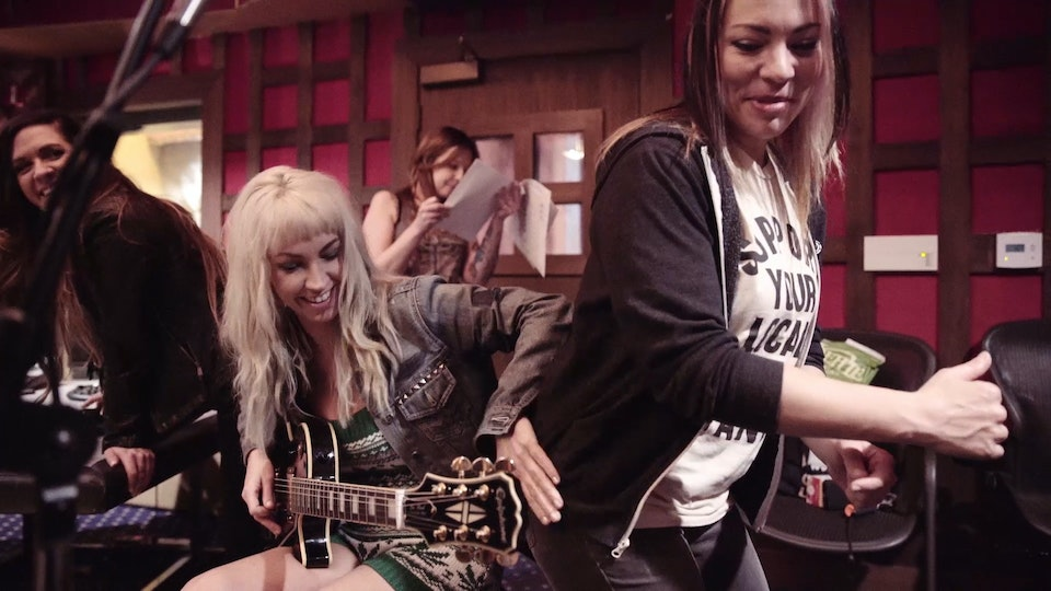 The Dead Deads - Studio Feature