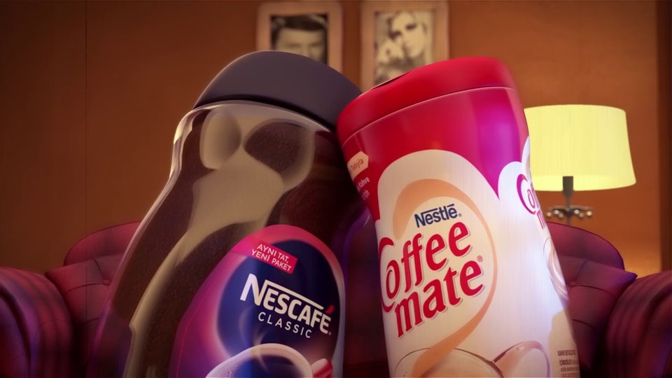 Nescafe - Eternal Couple