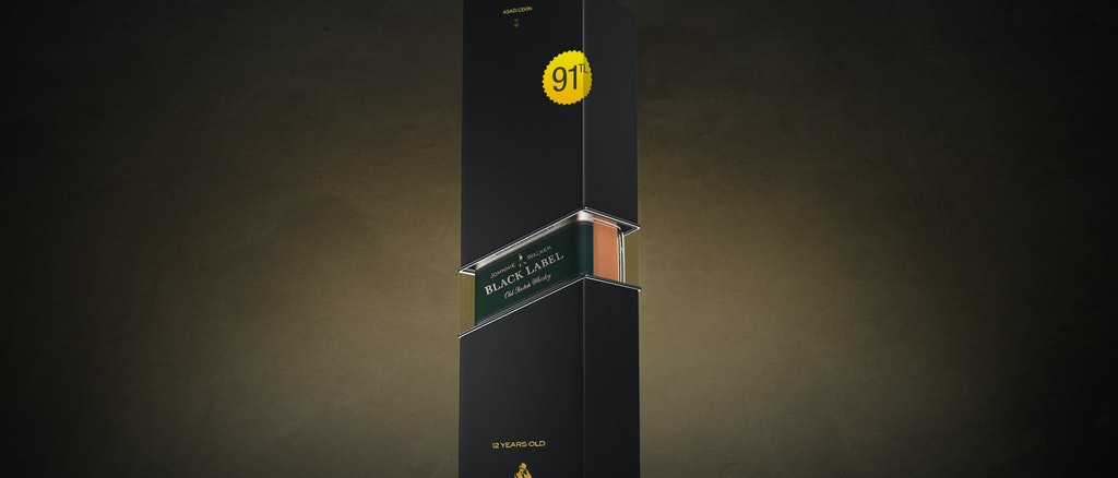 Johnnie Walker - Gift Pack Special Edition Design Pitch