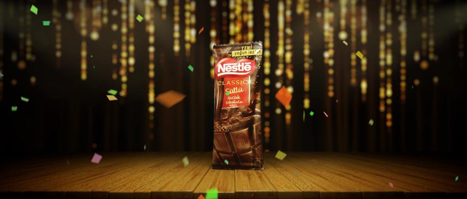 Nestle Hot Chocolate